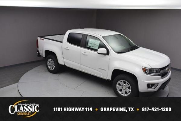 2020 Chevrolet Colorado in Grapevine, TX