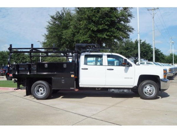 2019 Chevrolet Silverado 3500HD Chassis in Grapevine, TX