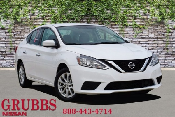 2018 Nissan Sentra in Bedford, TX