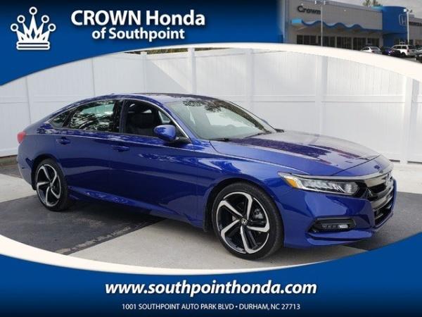 2019 Honda Accord Sport 1.5T