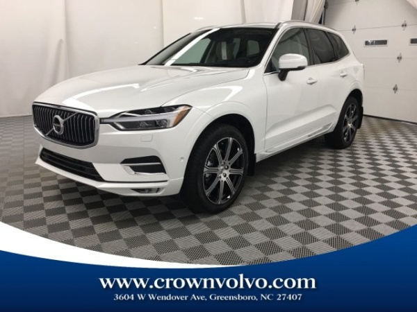 2020 Volvo XC60 in Greensboro, NC