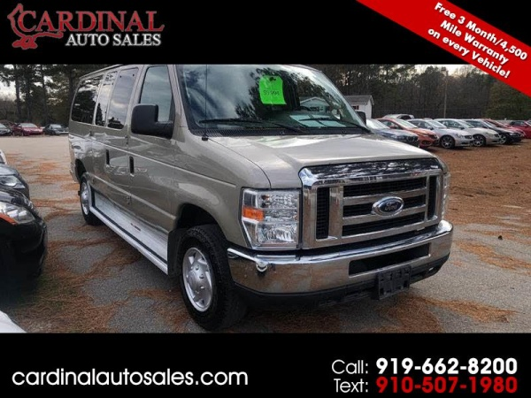 2009 Ford Econoline Wagon in Raleigh, NC
