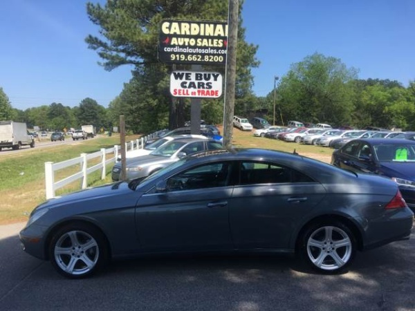 2006 Mercedes Benz CLS CLS500 Coupe