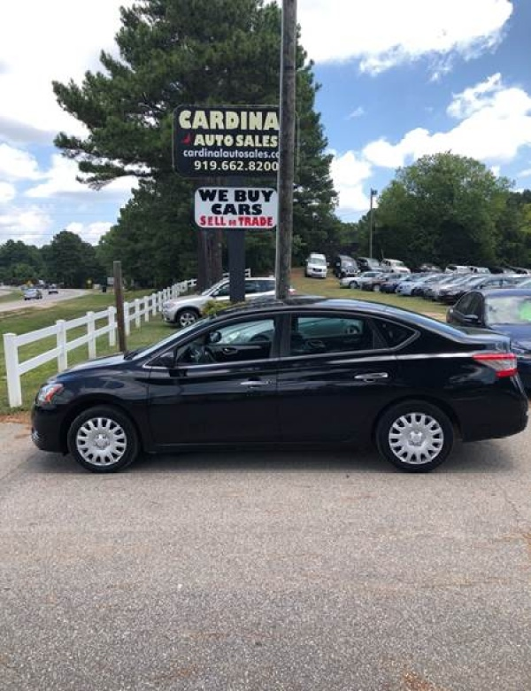 2013 Nissan Sentra in Raleigh, NC