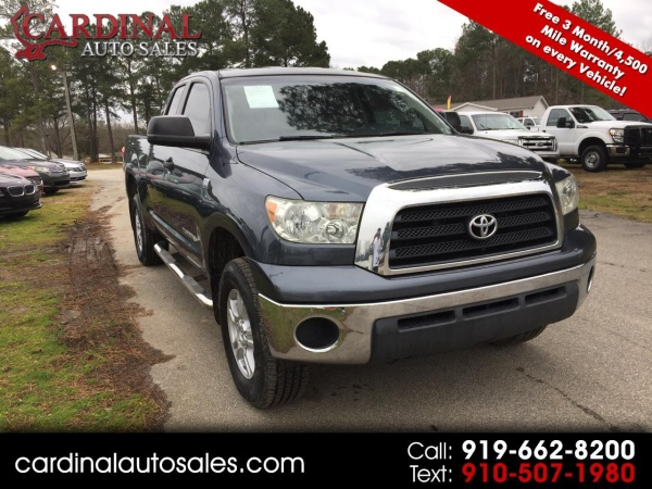 2007 Toyota Tundra in Raleigh, NC