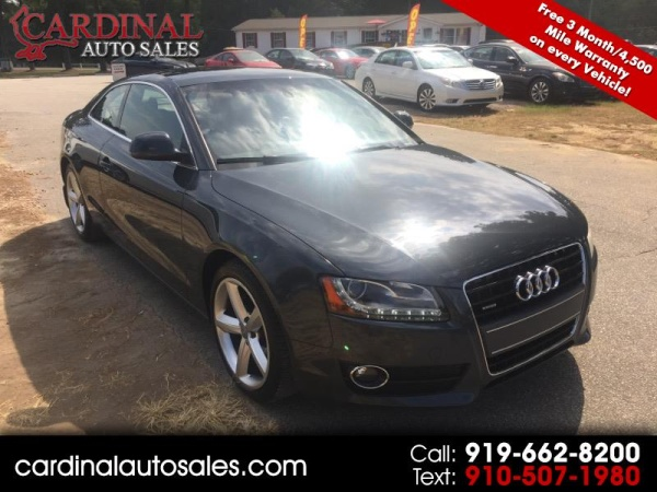 2009 Audi A5 in Raleigh, NC
