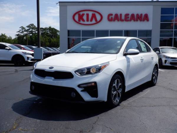 2020 Kia Forte in Columbia, SC