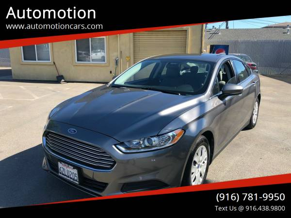 2013 Ford Fusion in Roseville, CA