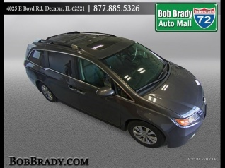 Used 2014 Honda Odyssey EX L For Sale In Decatur, IL