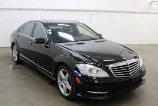 Captivating Used 2010 Mercedes Benz S Class S 550 4MATIC Sedan For Sale In Grand