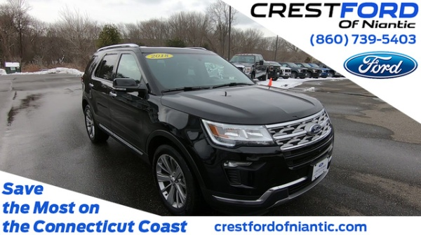 2018 Ford Explorer In Niantic Ct