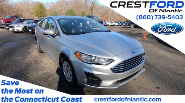 2019 Ford Fusion in Niantic, CT