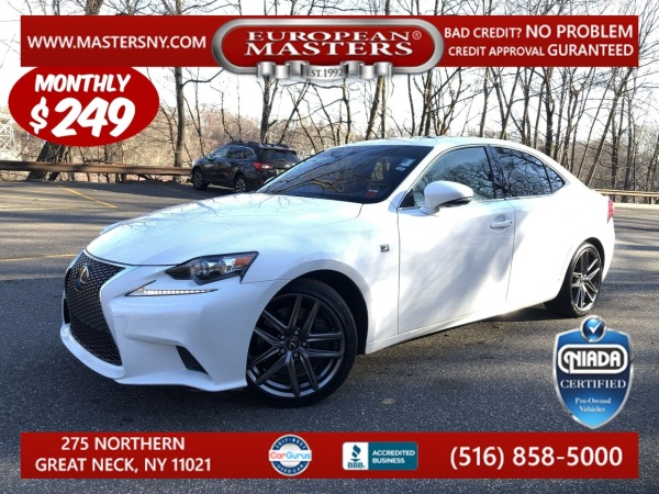 2016 Lexus IS in Great Neck, NY