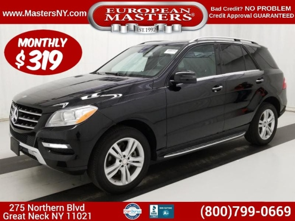 2015 Mercedes-Benz ML ML 350