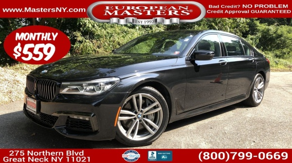 2018 BMW 7 Series in Great Neck, NY