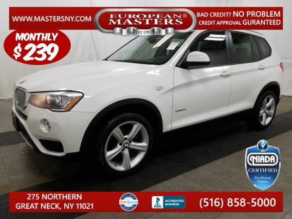 2017 BMW X3 in Great Neck, NY