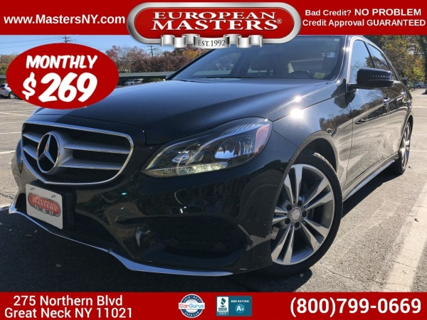 2016 Mercedes Benz E Cl In Great Neck Ny