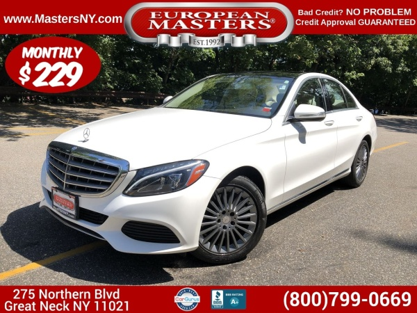 2015 Mercedes-Benz C-Class in Great Neck, NY