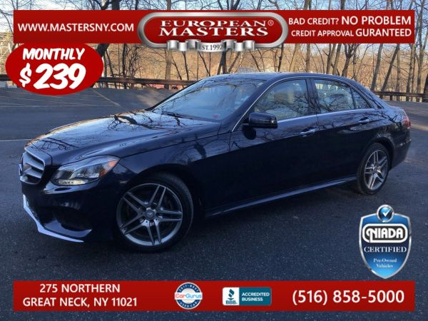 2016 Mercedes-Benz E-Class in Great Neck, NY
