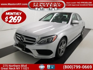 Used Mercedes-Benz C-Class for Sale in New Hyde Park, NY