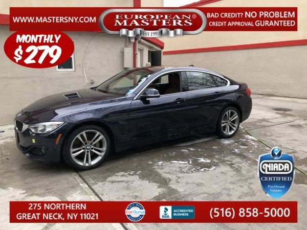 2017 BMW 4 Series in Great Neck, NY