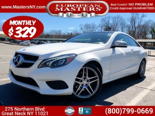 2016 Mercedes Benz E Cl 400 4matic Coupe For In Great Neck