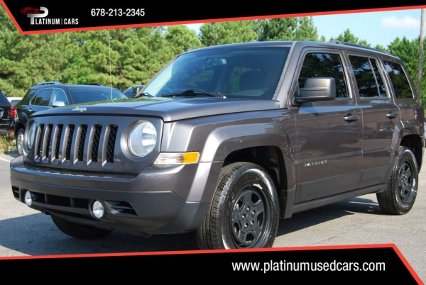 2016 Jeep Patriot in Alpharetta, GA