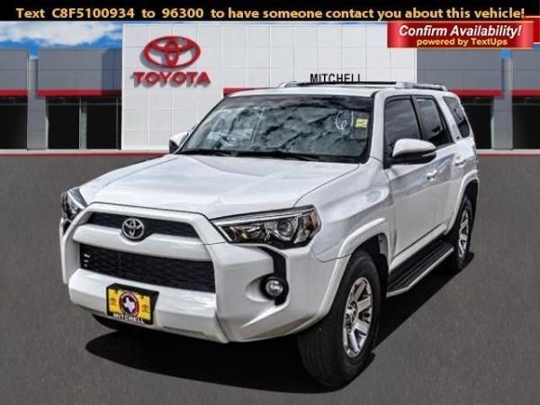 2015 Toyota 4Runner in San Angelo, TX