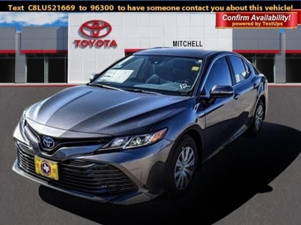 2020 Toyota Camry in San Angelo, TX