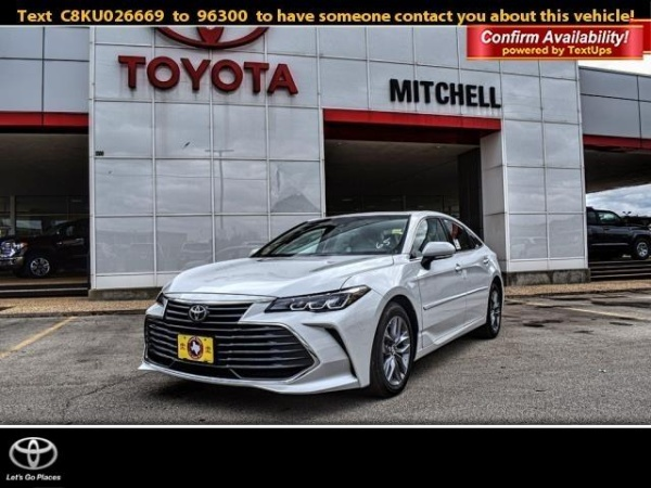 2019 Toyota Avalon In San Angelo Tx