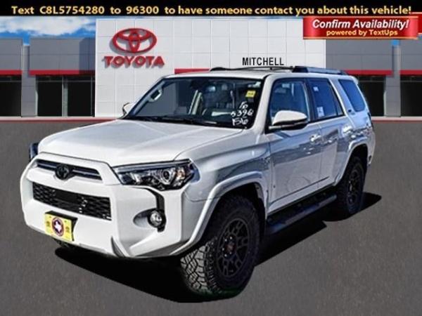 2020 Toyota 4Runner in San Angelo, TX