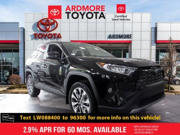 2020 Toyota RAV4 in Ardmore, PA