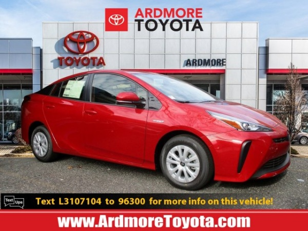 2020 Toyota Prius in Ardmore, PA