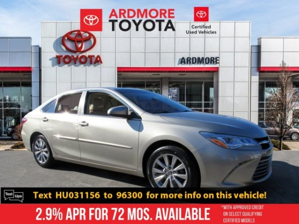 2017 Toyota Camry in Ardmore, PA
