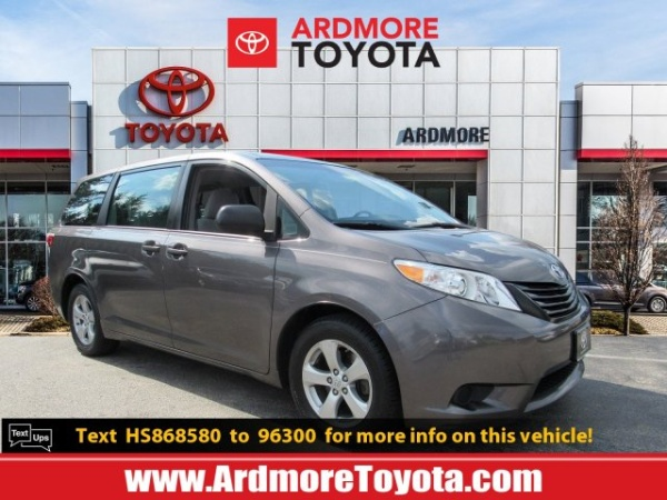 2017 Toyota Sienna in Ardmore, PA