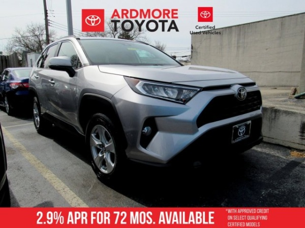2019 Toyota RAV4 in Ardmore, PA