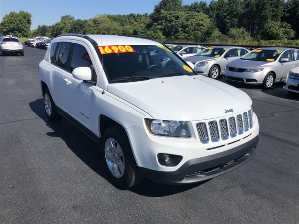 2017 Jeep Compass in Elkhart, IN