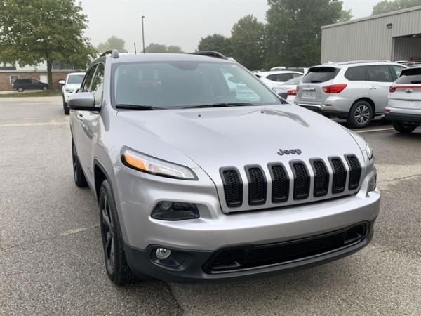 2018 Jeep Cherokee in Elkhart, IN