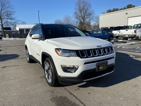 2019 Jeep Compass in Elkhart, IN