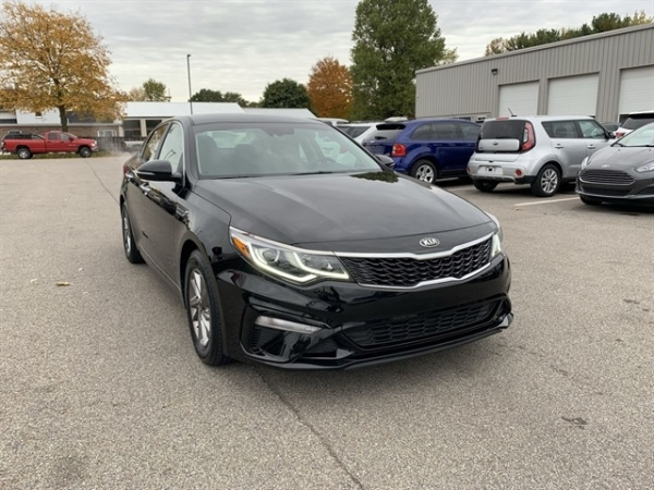2019 Kia Optima in Elkhart, IN