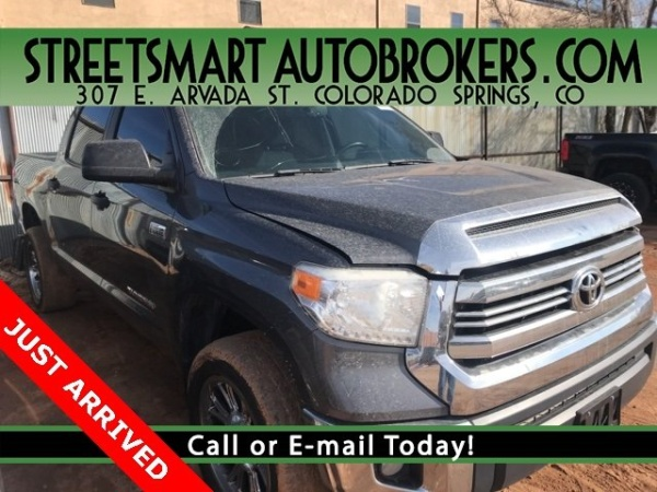 2015 Toyota Tundra in Colorado Springs, CO