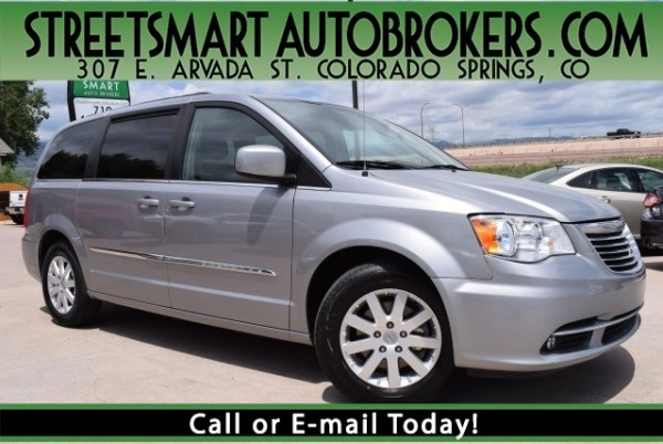 2015 Chrysler Town & Country in Colorado Springs, CO