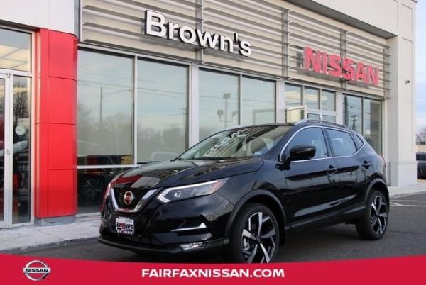 2020 Nissan Rogue Sport in Fairfax, VA