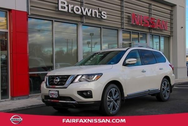 2020 Nissan Pathfinder in Fairfax, VA