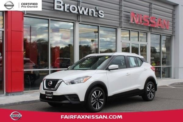 2019 Nissan Kicks in Fairfax, VA