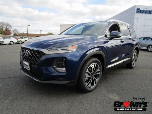 2020 Hyundai Santa Fe in Manassas, VA