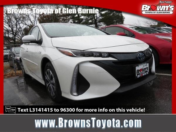 2020 Toyota Prius Prime in Glen Burnie, MD