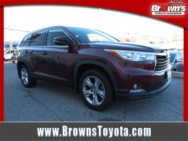 2014 Toyota Highlander in Glen Burnie, MD