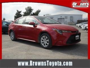 2020 Toyota Corolla Le Cvt For In Glen Burnie Md
