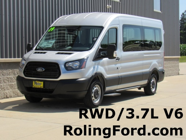 2019 Ford Transit Passenger Wagon in Shell Rock, IA